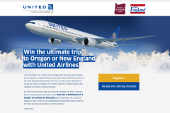 United Airline FAM 1