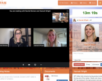 Visit-Utah-B2B-with-Aussie-buyer-APT-Hannah-Wright-and-Rachel-Bremer-from-Utah-Office-of-Tourism