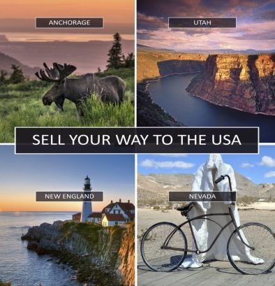 February 15th 2018 – Sell Your Way to the USA. Available for Australian Travel Agents. Along with Delta Airlines and Virgin Australia