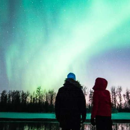 October 7th 2019 – Visit Anchorage – Northern lights, only in Anchorage and more..