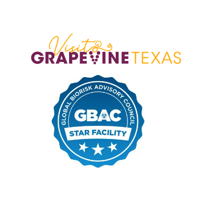 July 27th 2020 – Grapevine Convention & Visitors Bureau Commits to GBAC STAR Cleanliness Accreditation Program