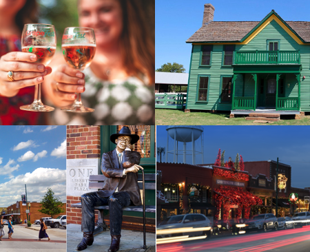 December 9th 2020 – Grapevine Convention & Visitors Bureau brings a series of Virtual FAMS to our Aussie  and Kiwi Trade.